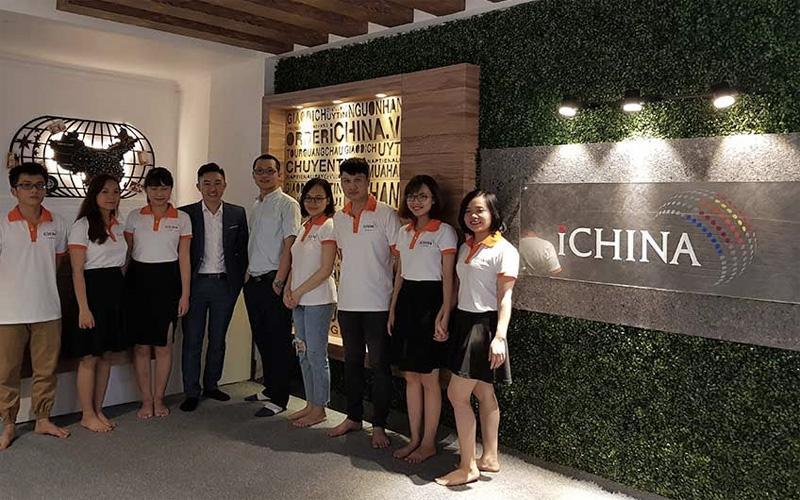 iChina Company là đơn vị hỗ trợ đặt hàng vận chuyển hàng Quảng Châu uy tín